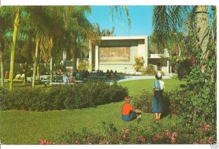 The Great Masterpiece Near Lake Wales FL Postcard