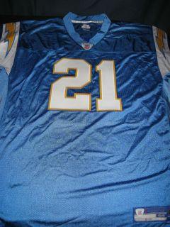 LaDainian Tomlinson San Diego Chargers Jersey 54 NWT Powder Blue NFL