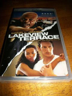 Lakeview Terrace PSP UMD Video 2009 Brand New