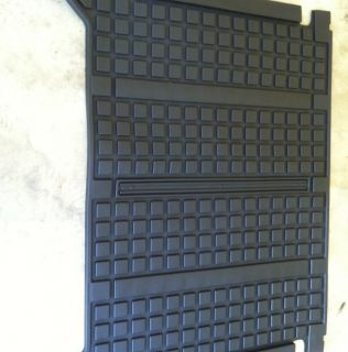 Land Rover Defender 90 Rubber Rear Cargo Loadspace Floor Mat Boot