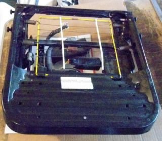 Land Rover Discovery 2 Passenger Power Seat Track NICE 1999 2000 2001