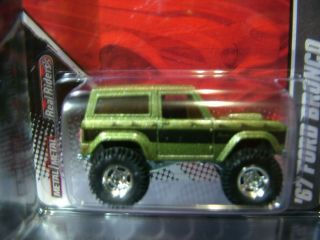 Hot Wheels Garage 67 Ford Bronco from 30 Car Set Limited Edition