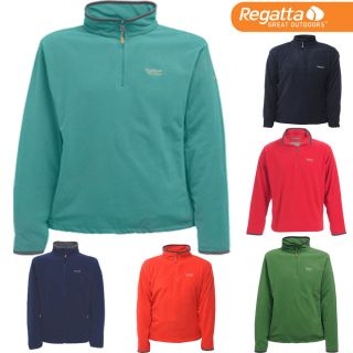 Regatta Fleece Sigma Energise II Mens Full Zip Jacket New Outdoor
