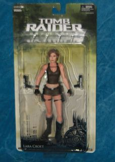Lara Croft Tomb Raider Underworld Action Figure NECA