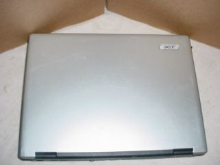 Acer Aspire 3100 Laptop Dual Core CPU, DVD DVD/RW 15.5 Screen