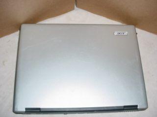 Acer Aspire 3100 Laptop Dual Core CPU, DVD DVD/RW 15.5 Screen