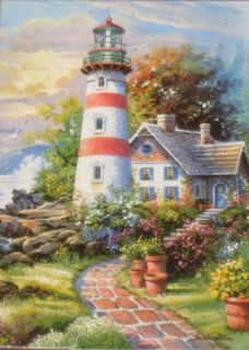 Seaside Haven 3 x 2 Worlds Largest Jigsaw Puzzle