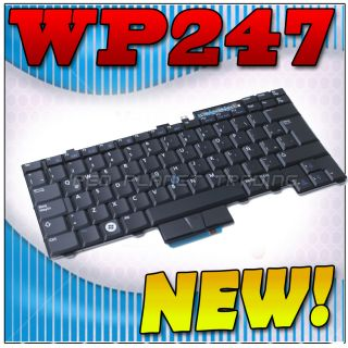 Dell Spanish Espanol Latin Black Teclado Laptop Keyboard WP247