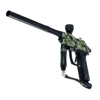 Azodin Kaos 68 Cal Semi Auto Paintball Gun Marker Digi Camo