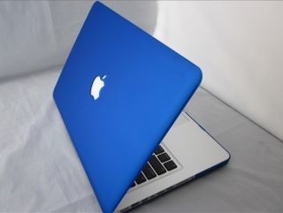 Rubberized Hard Case Cover for MacBook Pro 13 Laptop Shell