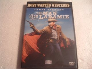 Man from Laramie DVD 1955 James Stewart Western