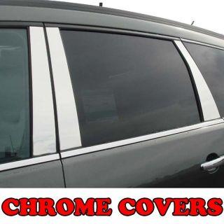94 04 LAND ROVER DISCOVERY LR1 LR2 4pc Door Pillar Covers