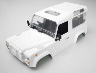 10 Land Rover Defender D90 Body Landy Tamiya RC4WD