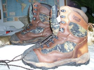 SIZE 9.5 MEN) Scheels Outfitter Hunting Boots (water proof) Make an