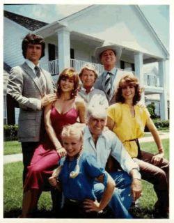 Dallas Season Series 1 Pilot Script Larry Hagman Linda Gray