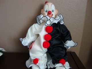 Larry Harmon 1985 Bozo The Clown Musical Doll 16 50