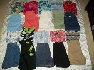 20 PC WOMEN SUMMER CLOTHING RALPH LAUREN LEE LIMITED APOSTROPHE JONES