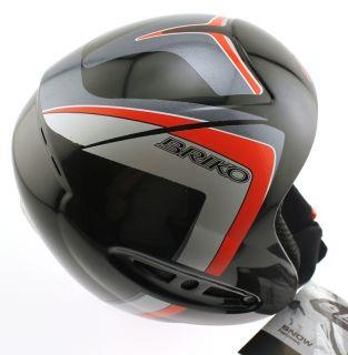 Forerunner Jr Snow Ski Snowboard Helmet 58cm Large Black New
