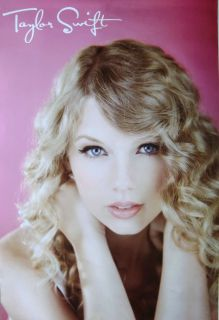 Speak Now Hong Kong Promo Poster Beautiful Face Big Blue Eyes