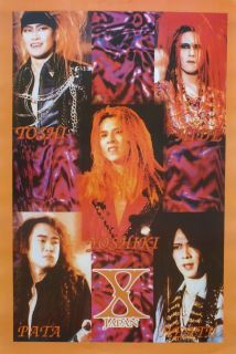 SHOTS OF THE BAND POSTER FROM ASIA   Korean Band, K Pop Music