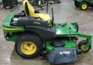 John Deere 757 Z Trak Lawn Mower