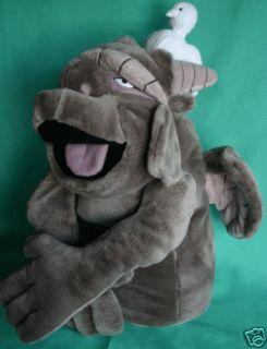 Disney Hunchback Notre Dame Laverne Plush 1996 Puppet