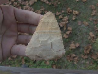 Indiana Native American Artifacts Arrowheads Artifacts Hopewell Cache