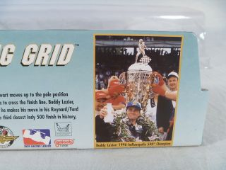 Micro Machines Indianapolis 500 1996 Starting Grid Set Indy Race Cars