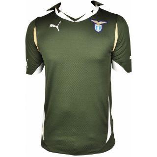 RARE Puma S S LAZIO ROMA Italy Serie A Football Soccer Shirt Jersey