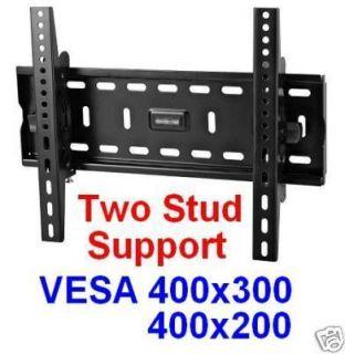 Tilt Wall Mount Vizio 26 32 37 Flat Screen LCD TV 1032