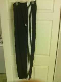 Adidas Warm Up Track Pants Black XXL 2XL