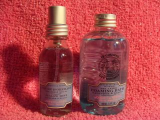 Bath and Body Works Le Couvent Des Minimes Lavender Acacia Bath Set