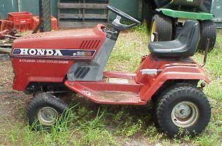 Honda HT3813 Lawn Tractor Repair or Parts Florida