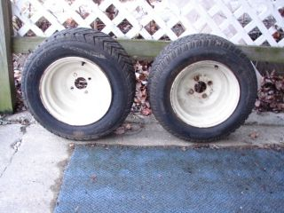 Cub Cadet Tractor Parts Riding Lawn Mower Series 1000 20 x 8 Wheel