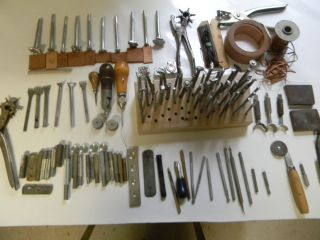 Leathercraft Tools and Accessories