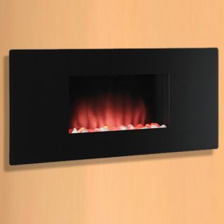36 Multi Color Electric Wall Fireplace LED Backlight Room Heater