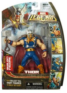 Marvel Legends Series 2 Lord of Asgard Thor 6 Blob Head Hasbro Action