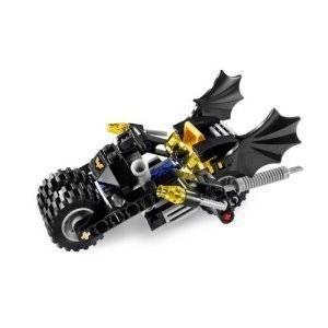 Batcycle Lego 7886 Batman Vehicle No Stickers 673419102018
