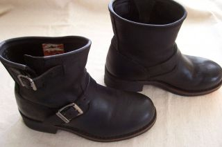 Womens Harley Davidson Boots Size 6 1 2