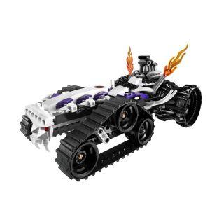 LEGO 2263   NINJAGO   TURBO SHREADER   CAR ONLY   NO MINI FIGS