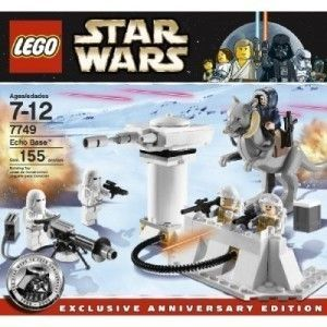 Star Wars Echo Base Lego 7749 Retired Anniversary Edition Factory