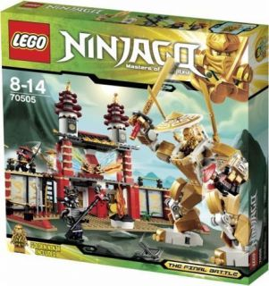 IN STOCK SHIP SAME DAY BNIB Lego Ninjago The Final Battle Temple of