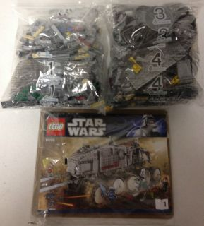 Lego Star Wars 8098 Clone Turbo Tank Set Only No Minifigures