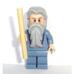 Lego Harry Potter Minifigures Professor Dumbledore New