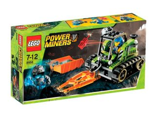 Lego Power Miners Set 8958 Granite Grinder