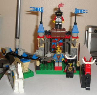 Lego Castle Knights Kingdom I Royal Joust 6095