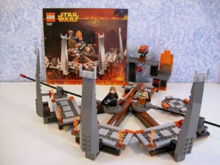 LEGO Star Wars Set ULTIMATE LIGHTSABLE DUEL #7257 *100%* Very good