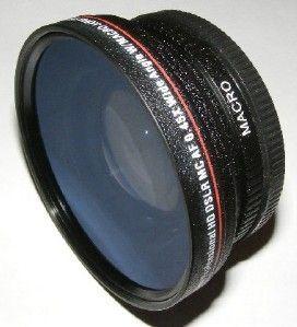 Wide Angle Lens for Panasonic AG DVX100B AG HPX170