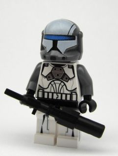 LEGO Star Wars NEW Custom Clone Trooper Elite Gunner MINIFIG
