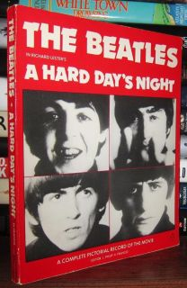 Di Franco Sarris The Beatles in Richard Lesters A Hard Days NIGHT1ST
